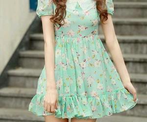 dress, style, and kawaii image