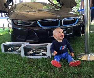 bmw, boy, and car image