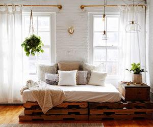 bedroom, diy, and minimalist image