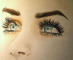 art, dibujos, and drawing image