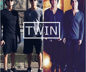 boys, Hot, and twin image