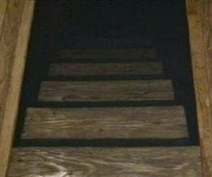 rug, funny, and stairs image