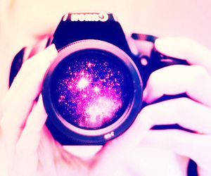camera, galaxy, and photography image