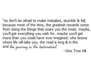 one tree hill, quote, and quotes image