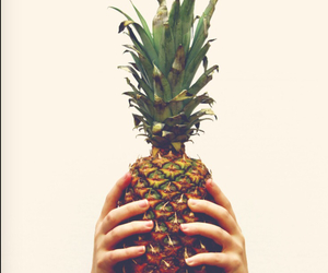 pineapple and summer image