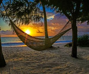beach, travel, and beaces image