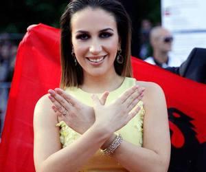 albania, eurovision, and elhaida dani image