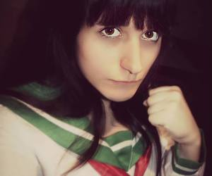 cosplay, kagome higurashi, and inuyasha image