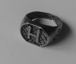 shadowhunters, aesthetic, and ring image