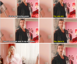 9, rose tyler, and doctor who image