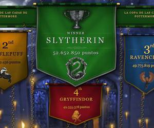 hogwarts and slytherin image