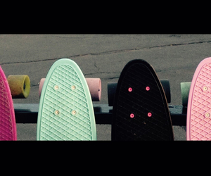 black, board, and penny image