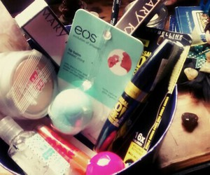 belleza, eos, and makeup image