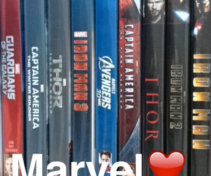 <3, black widow, and captain america image