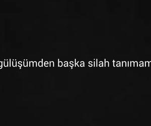 silah, türkçe sözler, and gülüş image