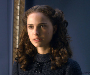 star wars, natalie portman, and padme image