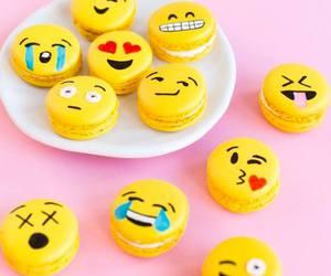 emoji, food, and yellow image