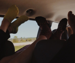 feet, roadtrips, and with my girls image