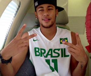 neymar, brasil, and neymar jr image