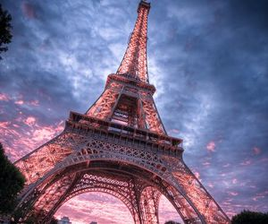 beautiful, pinterest, and abajo paris hermoso image