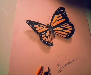 3d, amazing, and draw image
