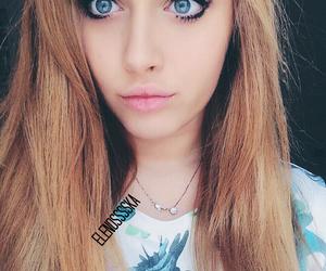 blonde, blondie, and blue image