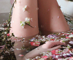 colorful, lolita, and flowers image