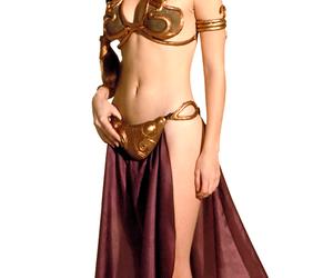 carrie fisher, leia, and Princess Leia image