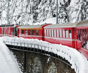 snow and switzerland image