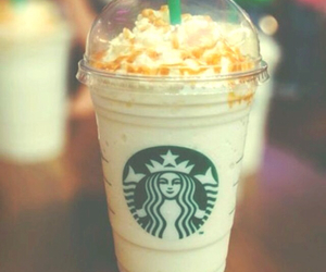 starbucks and yummy image