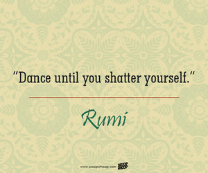 dance, quote, and shatter image