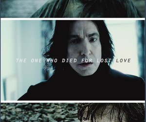 harry potter, snape, and voldemort image
