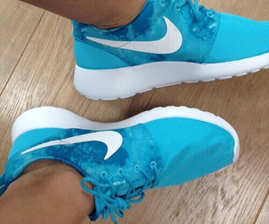 nike, nikes, and shoes image