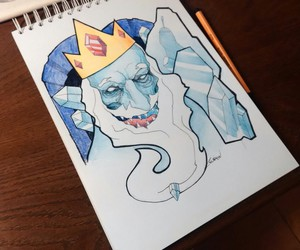 adventure time and ace king image