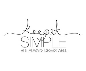 quote, fashion, and simple image