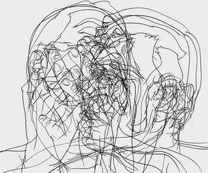 art, indie, and dark image