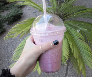 drink, grunge, and food image