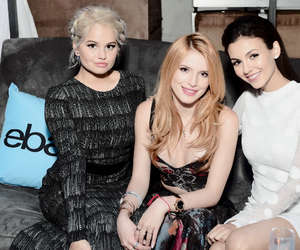 victoria justice, debby ryan, and bella thorne image