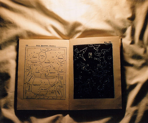 book, constellations, and The Unicorn Diaries image