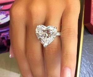 diamond, Dream, and jewelry image