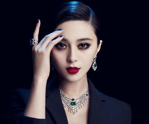 fan bing bing, asian, and model image
