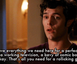 funny, lol, and seth cohen image