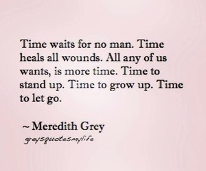 quotes, writing, and grey's anatomy image