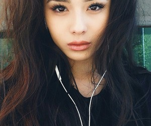 asian, beautiful, and instagram image