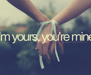 love, mine, and yours image
