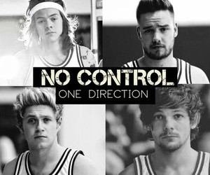 no control, one direction, and louis image