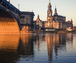 city, dresden, and germany image