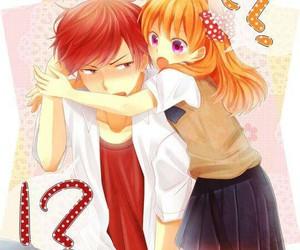 cute, love, and gekkan shoujo nozaki kun image