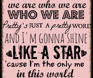 little mix, we are who we are, and Lyrics image