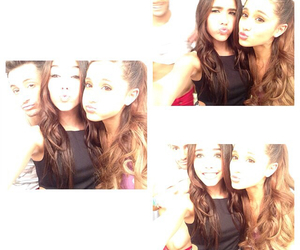 ariana grande, madison beer, and frankie grande image